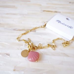 Madewell Shell Charm Necklace